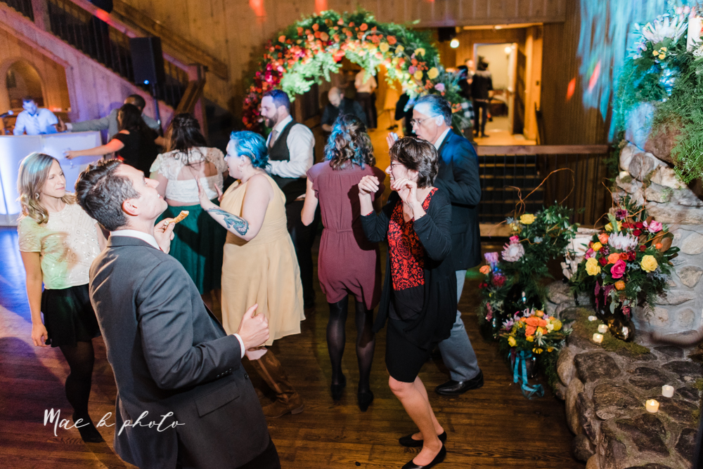 kaitlin and brad's offbeat winter harry potter the hobbit lord of the rings themed wedding at mapleside lodge in brunswick ohio photographed by youngstown wedding photographer mae b photo-156.jpg