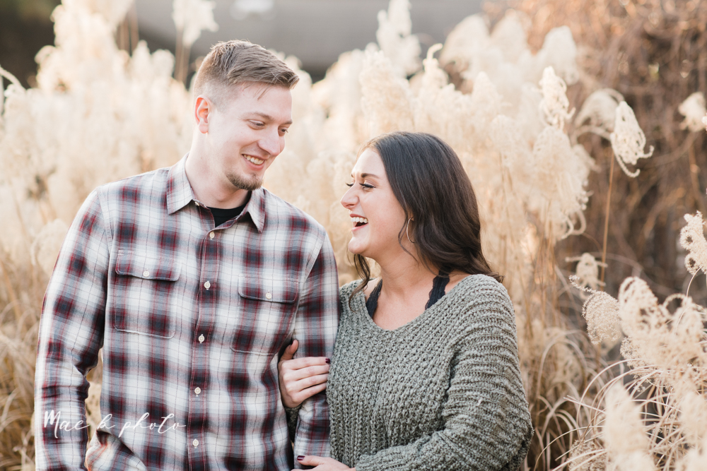 shelby and tyler's winter engagement session in northeast ohio at the cinderella bridge silver bridge and lanterman's mill in mill creek park in youngstown ohio photographed by youngstown wedding photographer mae b photo-41.jpg