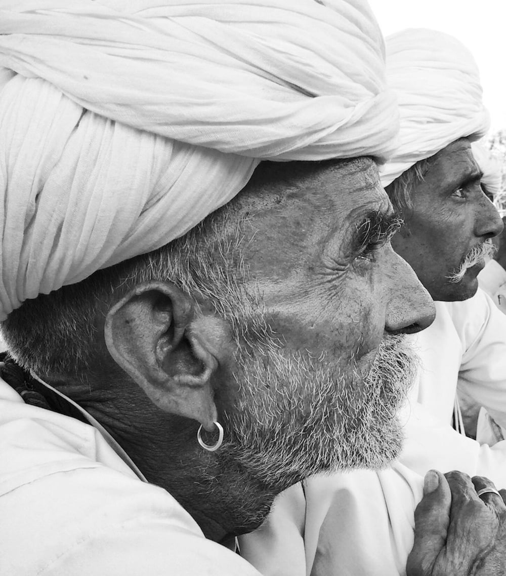 White Turbans