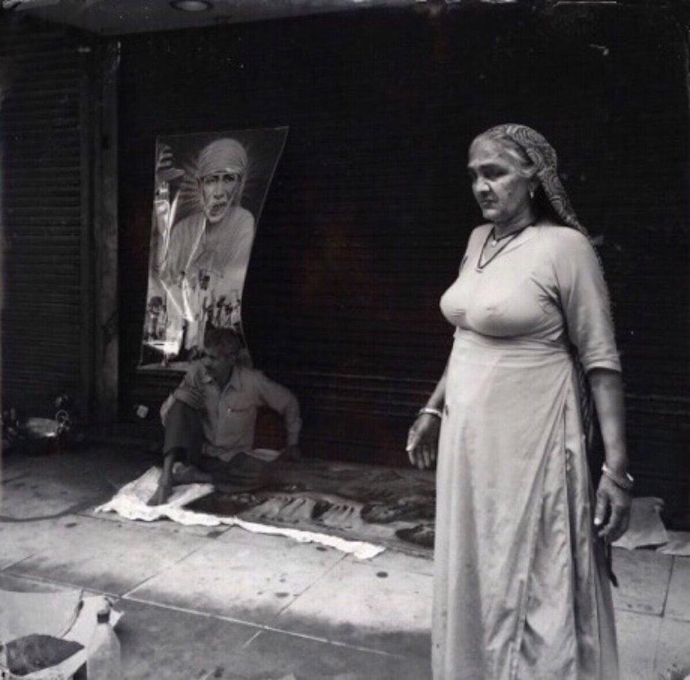 Visiting Sai Baba