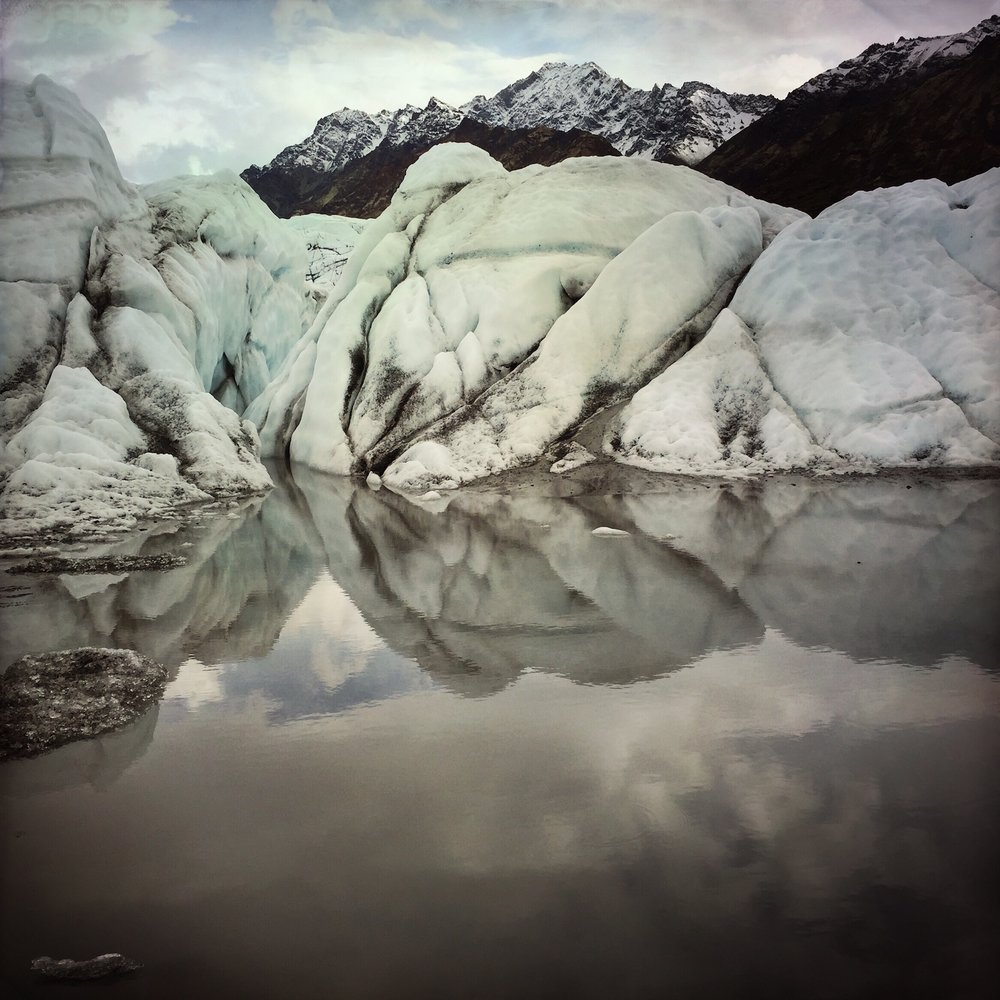 Copy of Matanuska Glacier, Alaska