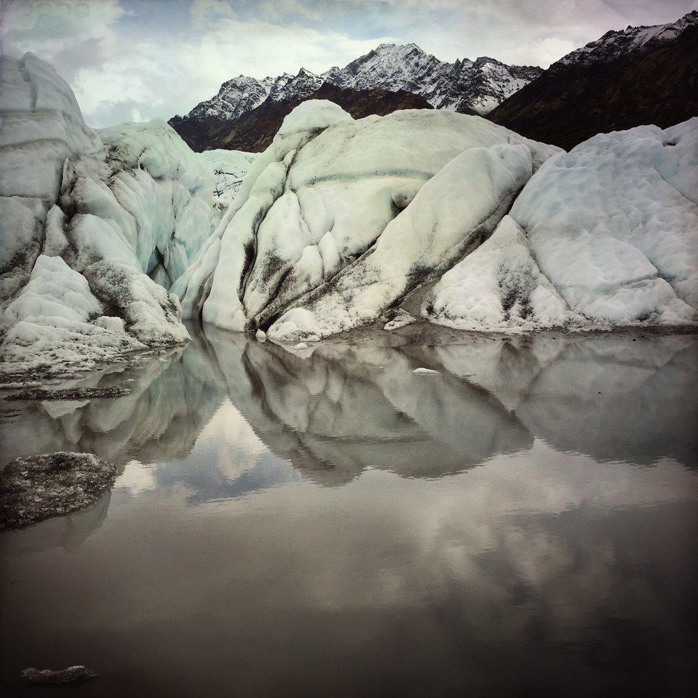 Matanuska Glacier (Alaska)