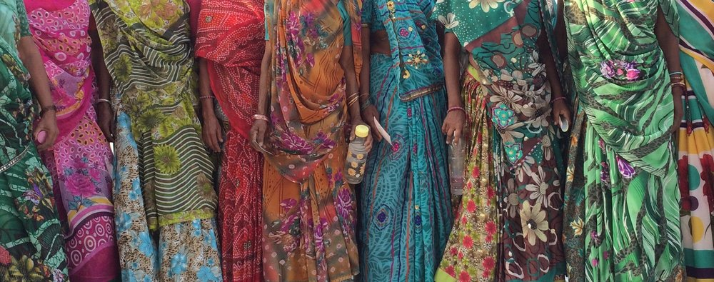 Copy of Many Saris