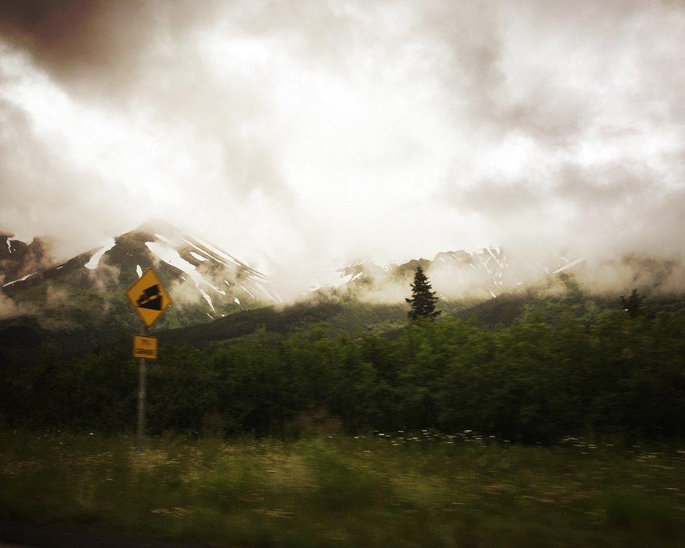Alaskan Drive-By
