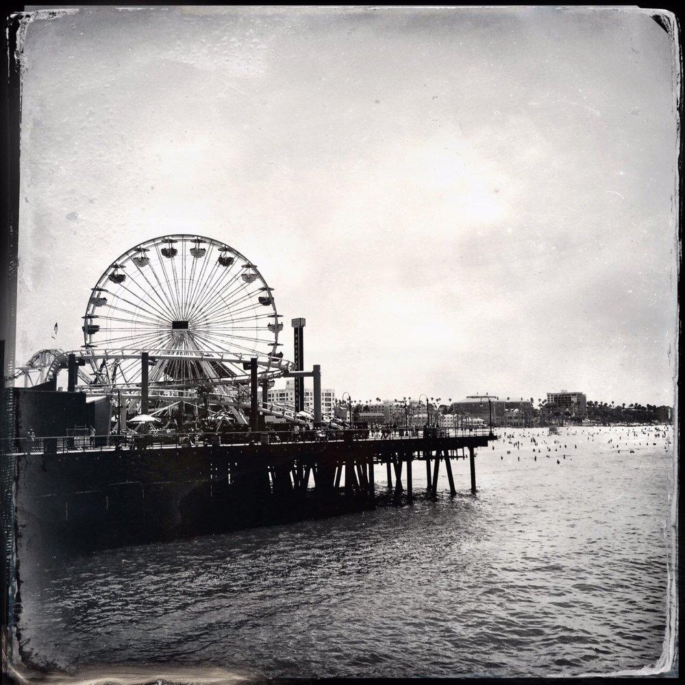 Copy of Santa Monica Pier