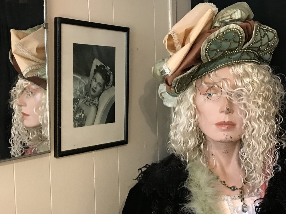 The Vintage Hat