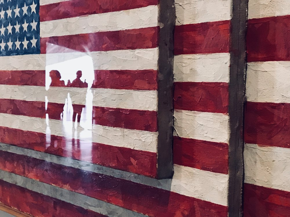 Stars, Stripes and Silhouettes