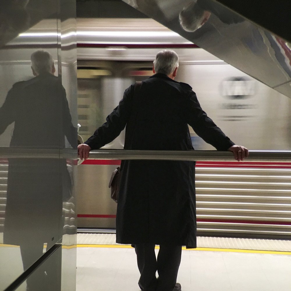 At the Metro