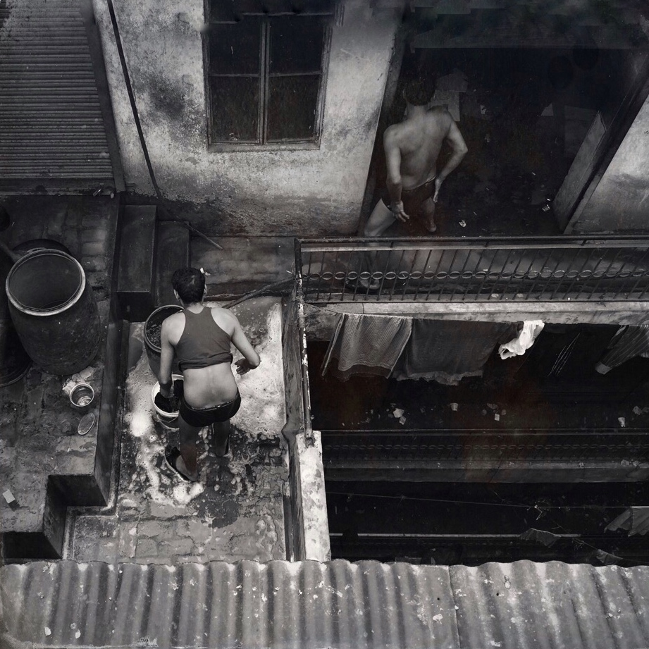 Copy of Rooftop Bathing
