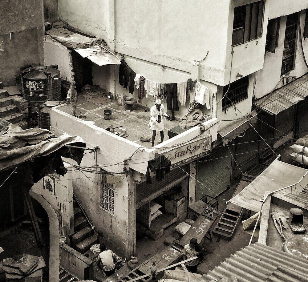 Rooftop Living