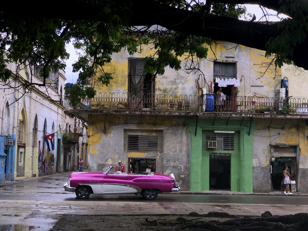 On the Streets of Havana