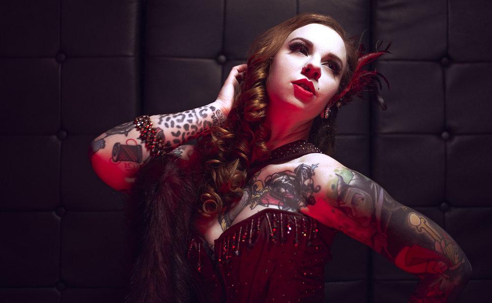 Ruby Von Vanity