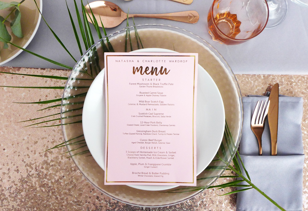 pink wedding menu .jpg