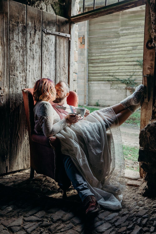 cosy wedding ideas