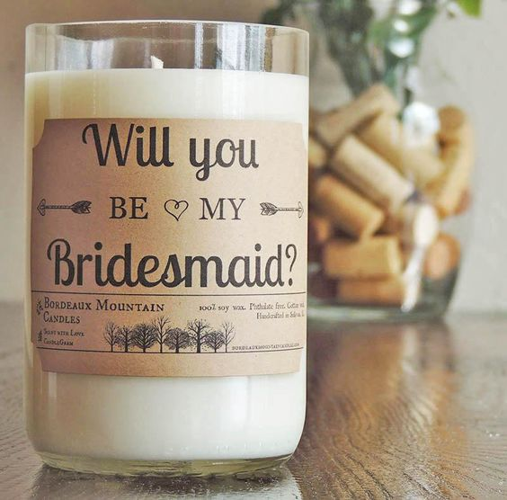 eco friendly bridesmaids gifts