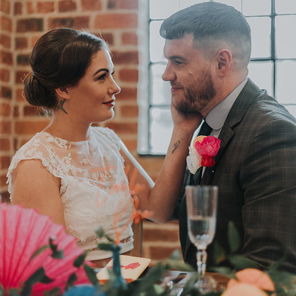 COLOUR EXPLOSION STYLED SHOOT -