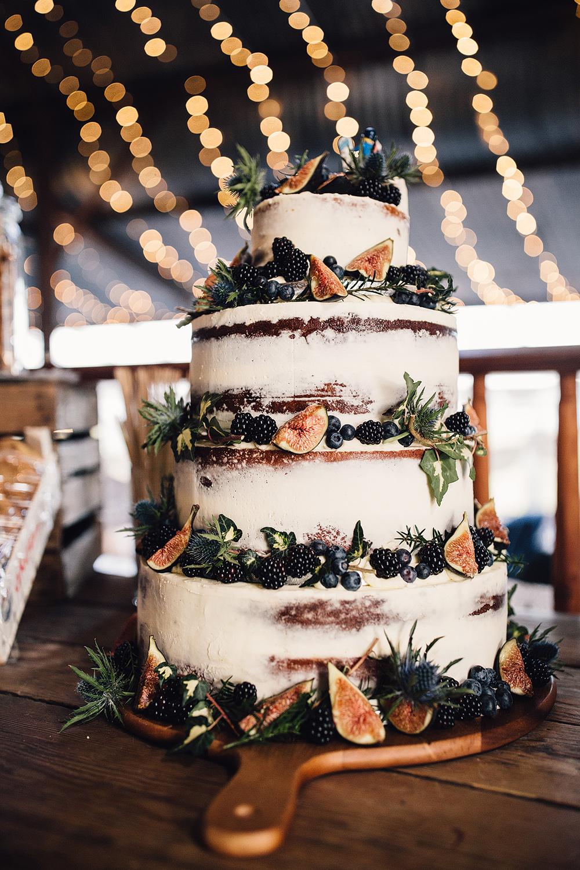 Wedding cake decor