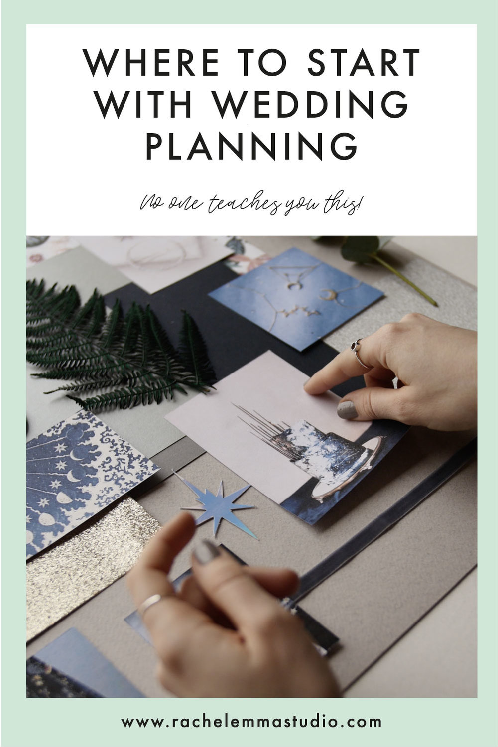 how to start wedding planning