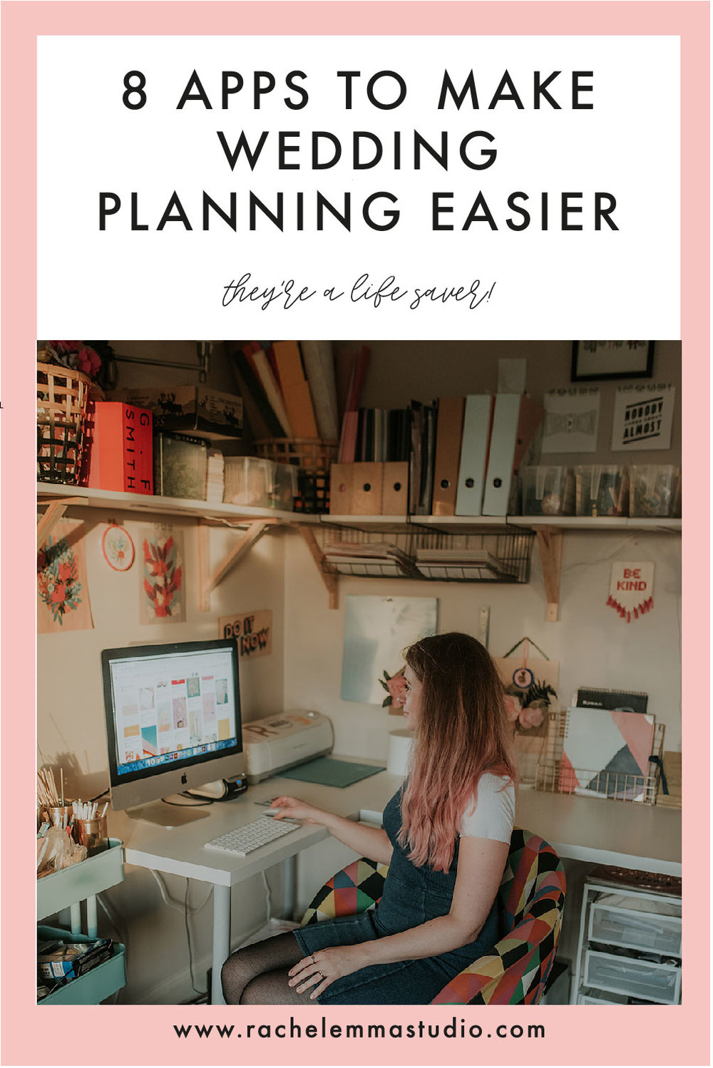 8 apps to make wedding planning easier