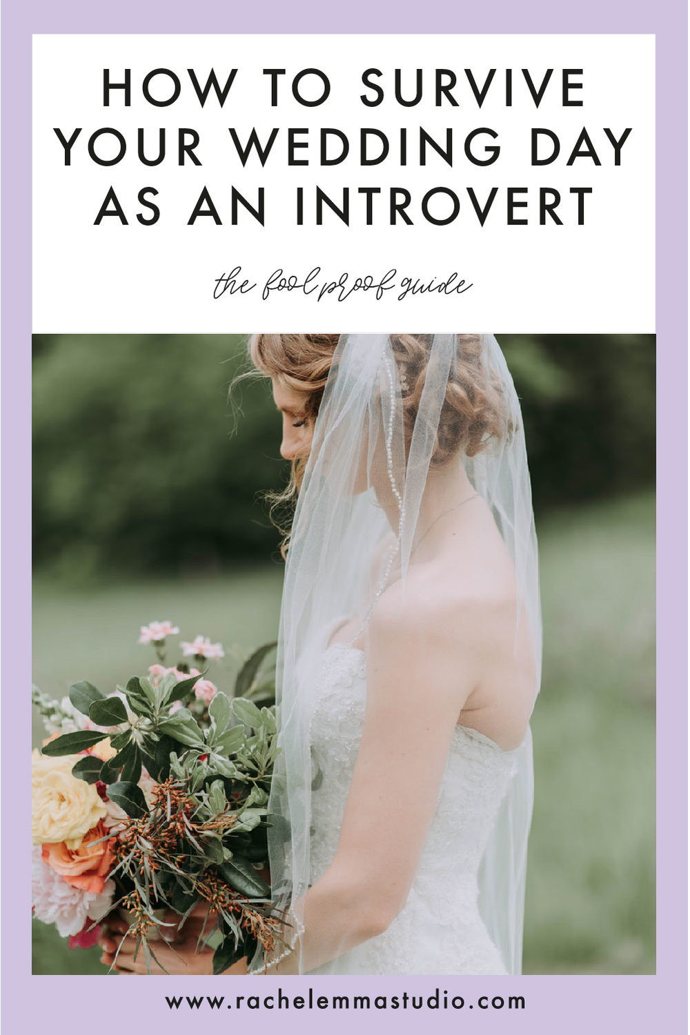 Introvert wedding tips