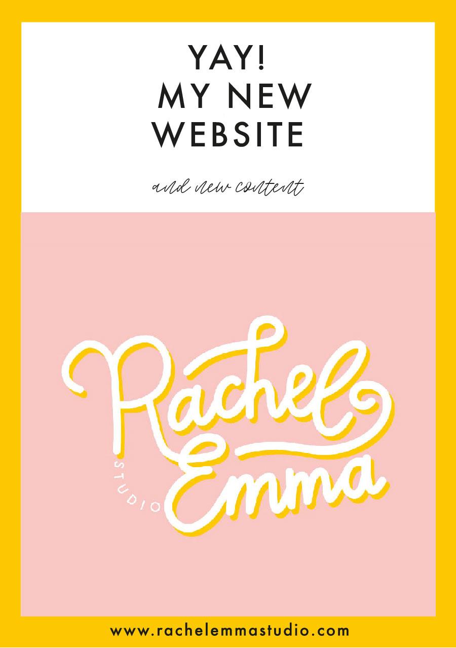 Yay New Website Rachel Emma Studio Wedding Decorations