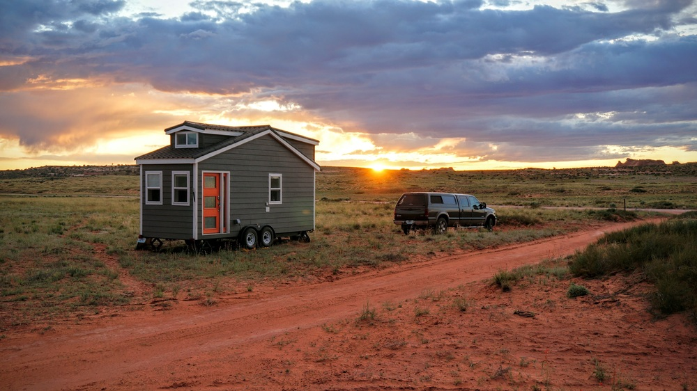 Boondocking on BLM lands near Canyonlands National Park