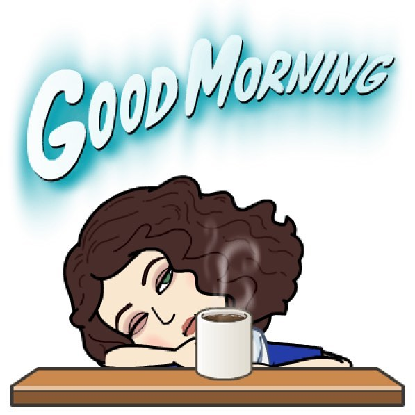 When it's the first day back from vacation and a certain little boy wakes up ready to play at 5am. 😒 and of course he happily went back to sleep right about the time I had to start work. So yeah, we're winning today. #mondayblues #sendcoffee