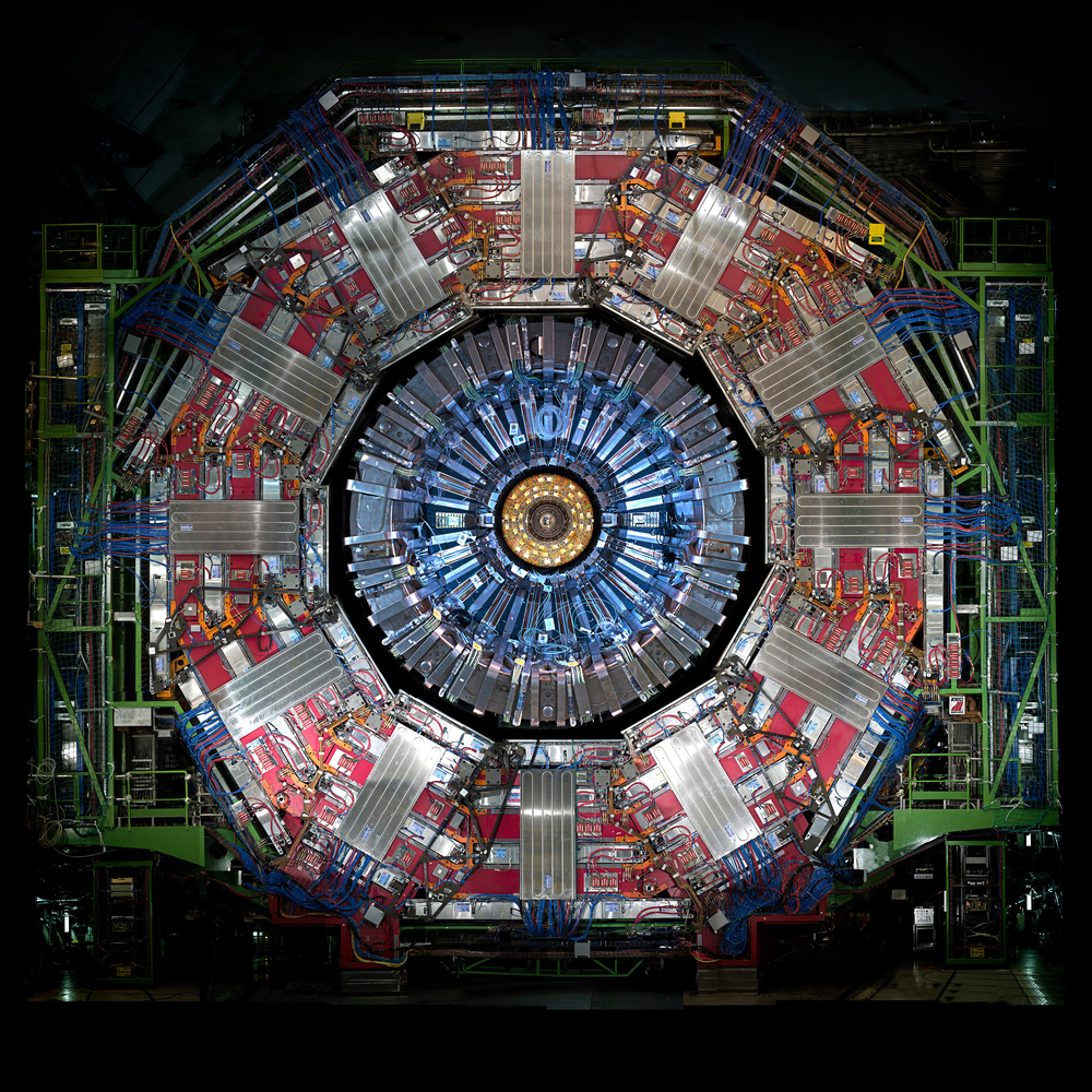 CMS Detector at CERN