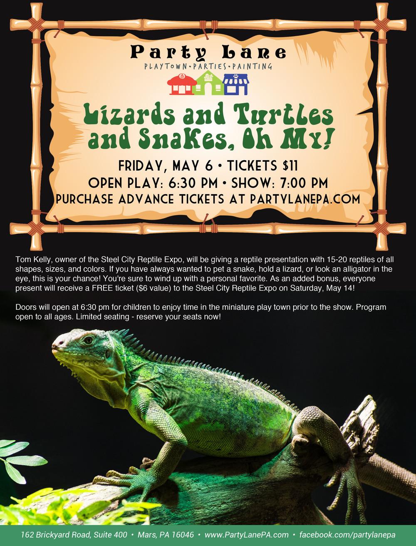 ReptileShow