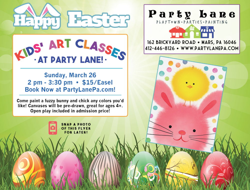 EasterPaint