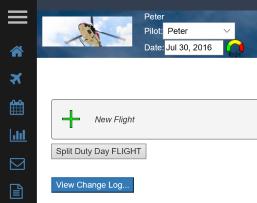 Phase 1 Flight Entry