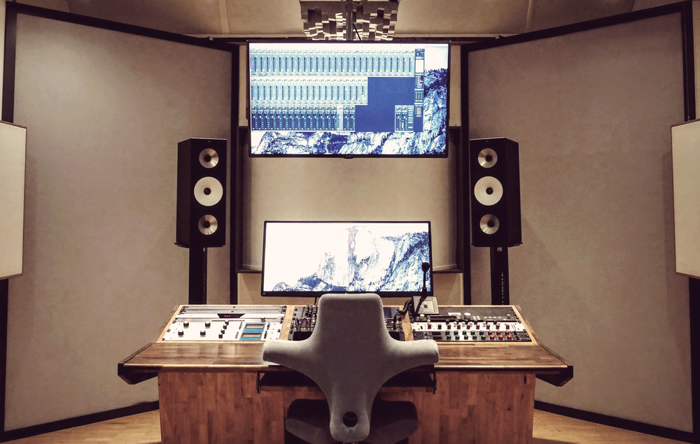 Studio 1 - Regie Treehouse Studios