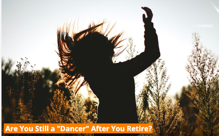 "Are You Still a ""Dancer"" After You Retire? - Dance Magazine, October 2018"