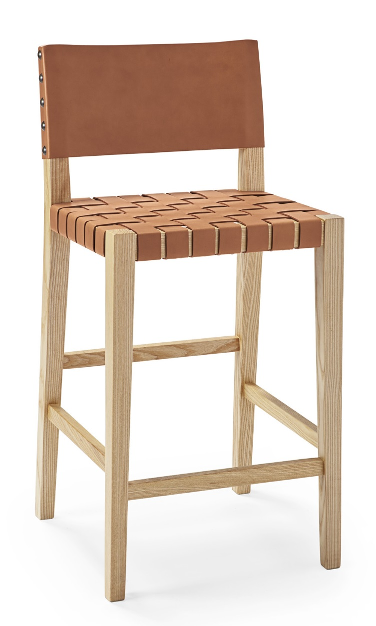 SERENA AND LILY COLLINS COUNTER STOOL
