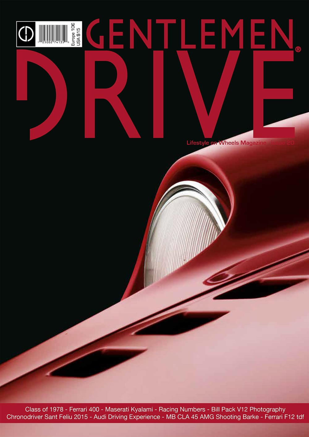 Gentlemen Drive Cover