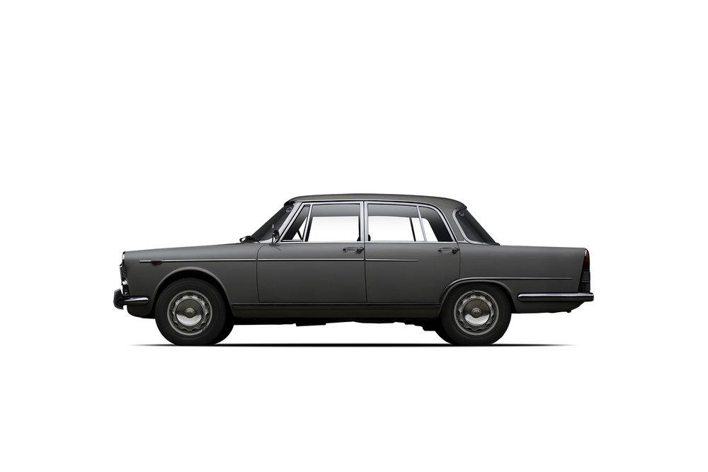 - 1960 Alfa Romeo Super Lux 2000 Berline