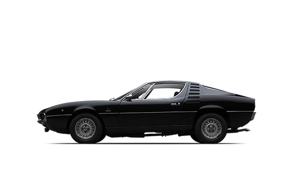 - 1971 Alfa Romeo Montreal