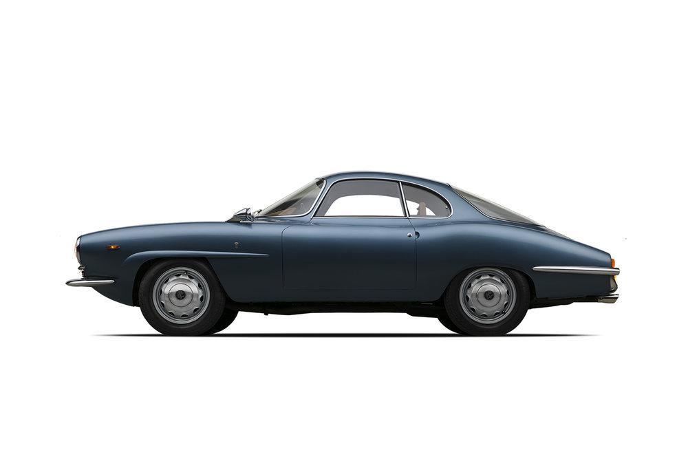 - 1966 Alfa Romeo Giulia Sprint Speciale