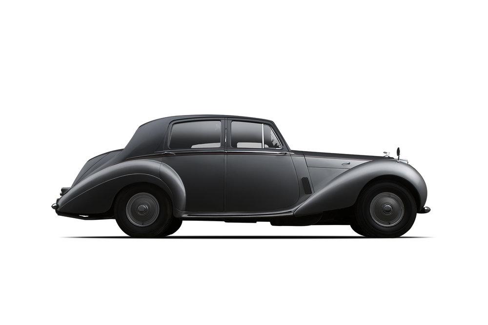 - 1953 Bentley Type R