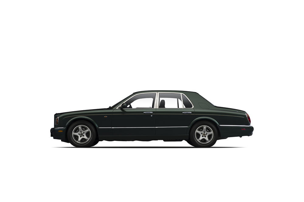 - 1999 Bentley Arnage