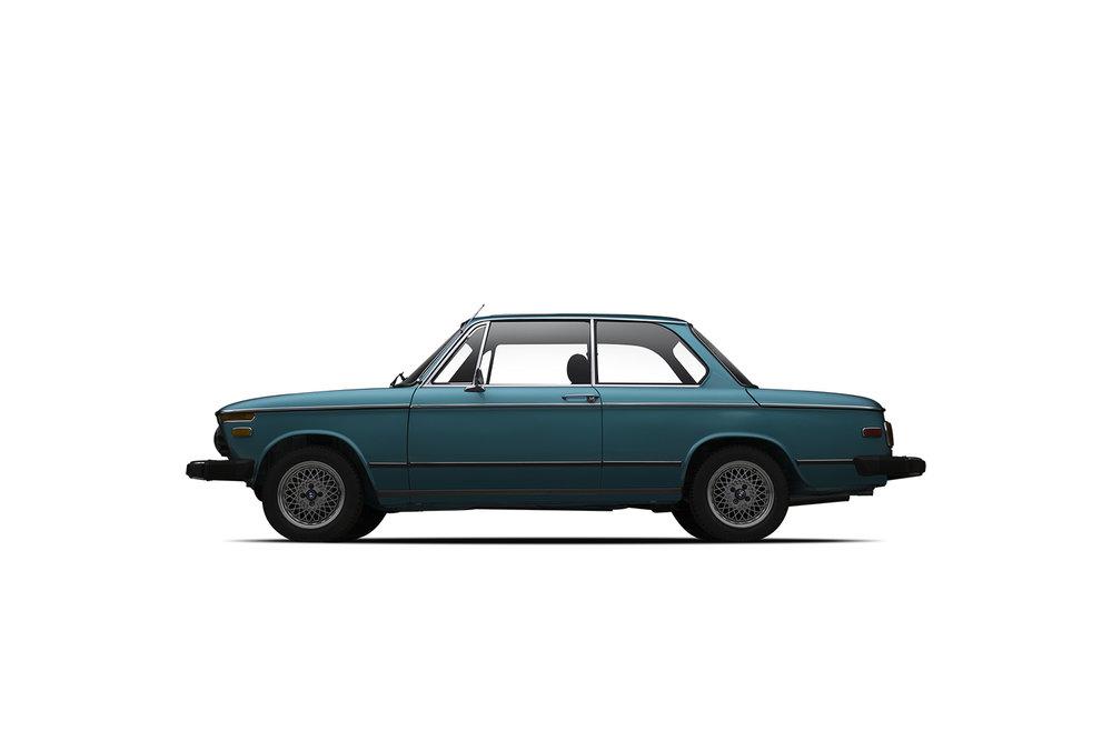 - 1974 BMW 2002tii