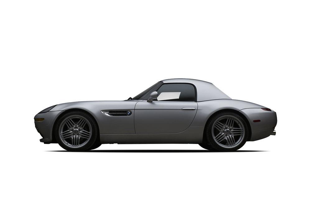 - 2003 BMW Z8 Alpina