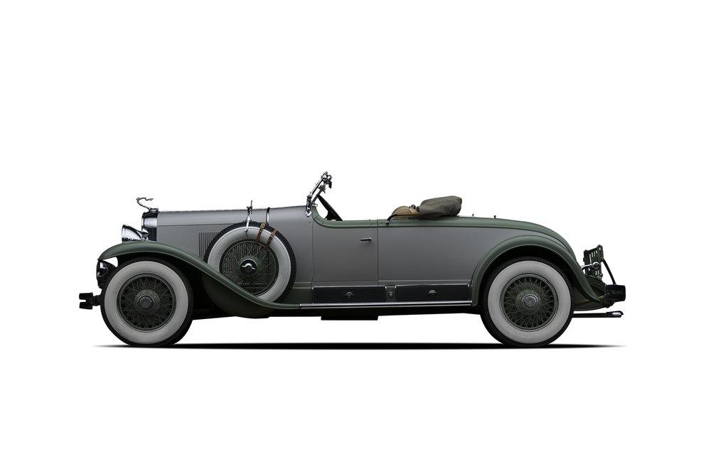 - 1929 Cadillac Series 341B