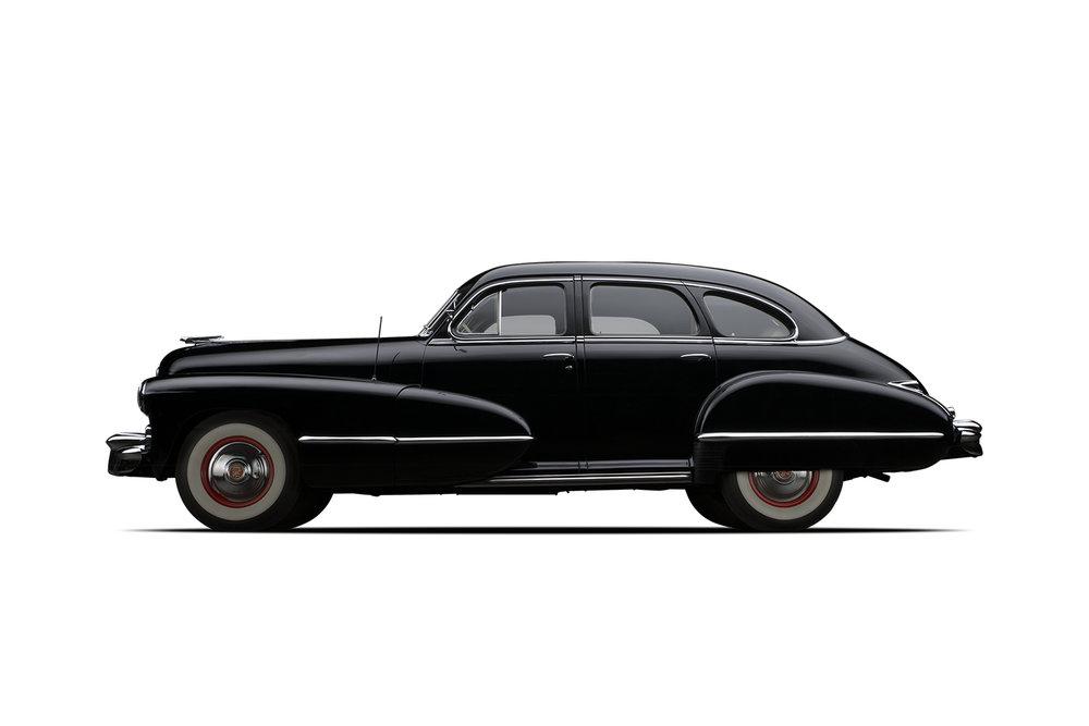 - 1942 Cadillac Series 63