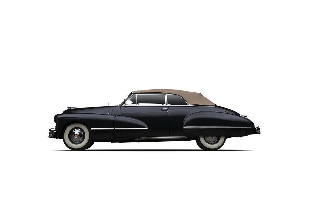 - 1942 Cadillac Series 62 Convertible