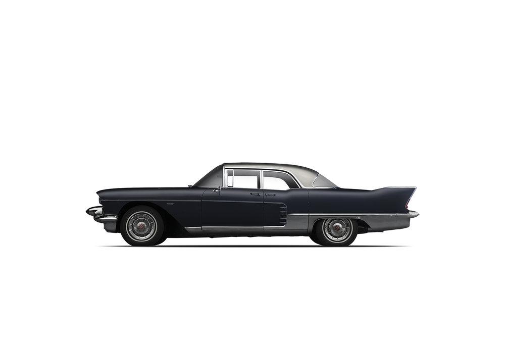 - 1957 Cadillac Eldorado Brougham