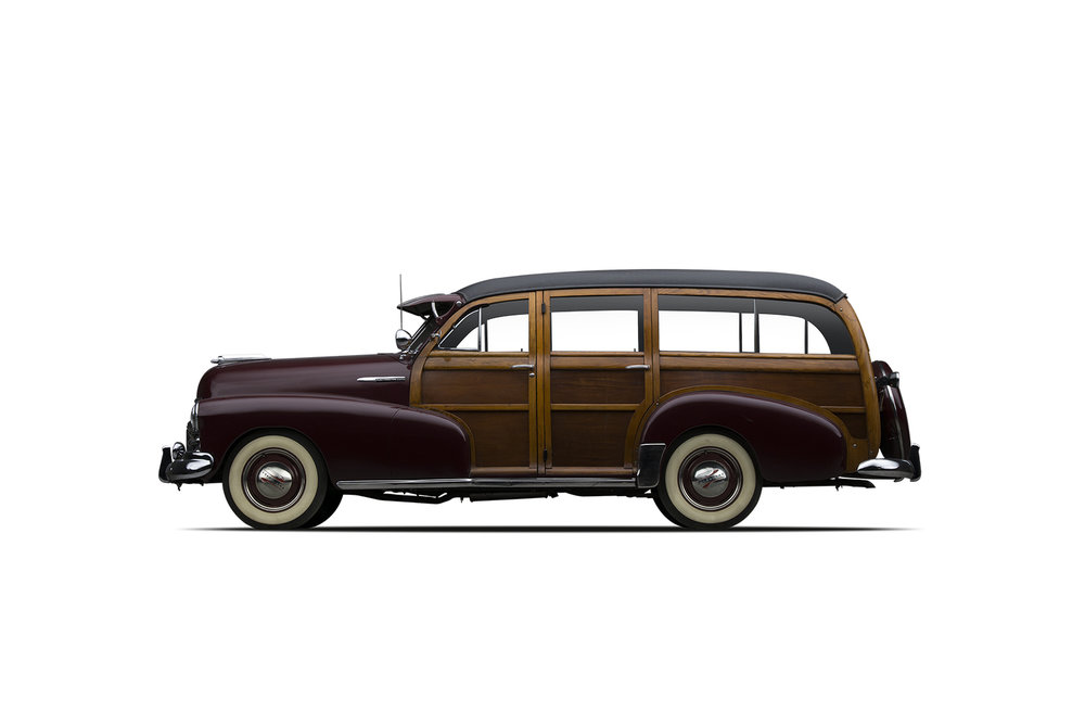 - 1948 Chevrolet Fleetmaster Woodie Wagon