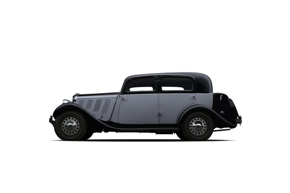 - 1934 Delahaye 134