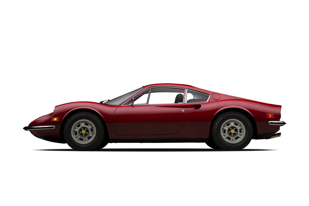 - 1972 Ferrari Dino