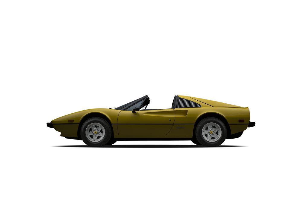 - 1978 Ferrari 308 GTS